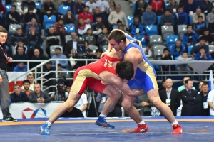 Yarygin tournament: the winners of the second day of the tournament (men)