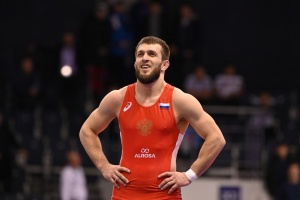 The Russian team – the leader of the medal standings